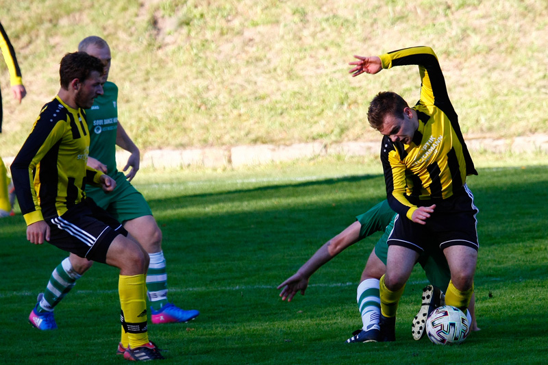 Ligaspiel  SV Kirchahorn - 57