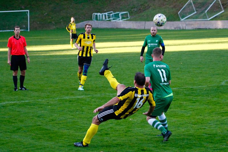 Ligaspiel  SV Kirchahorn - 83