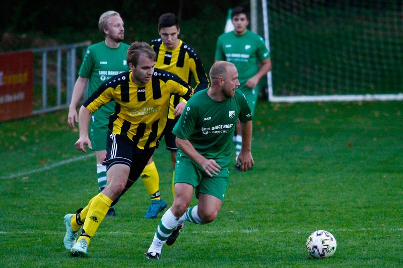 Ligaspiel  SV Kirchahorn - 85