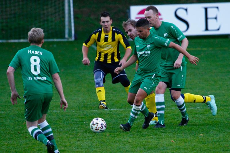 Ligaspiel  SV Kirchahorn - 87