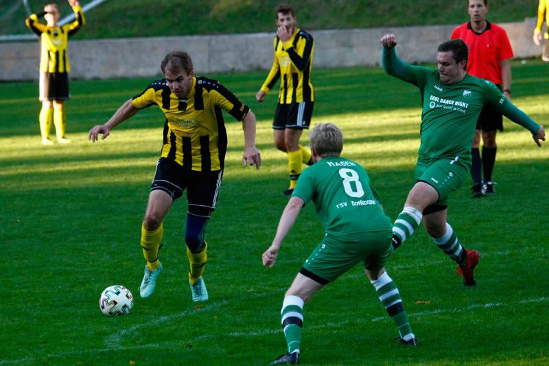 Ligaspiel  SV Kirchahorn - 90