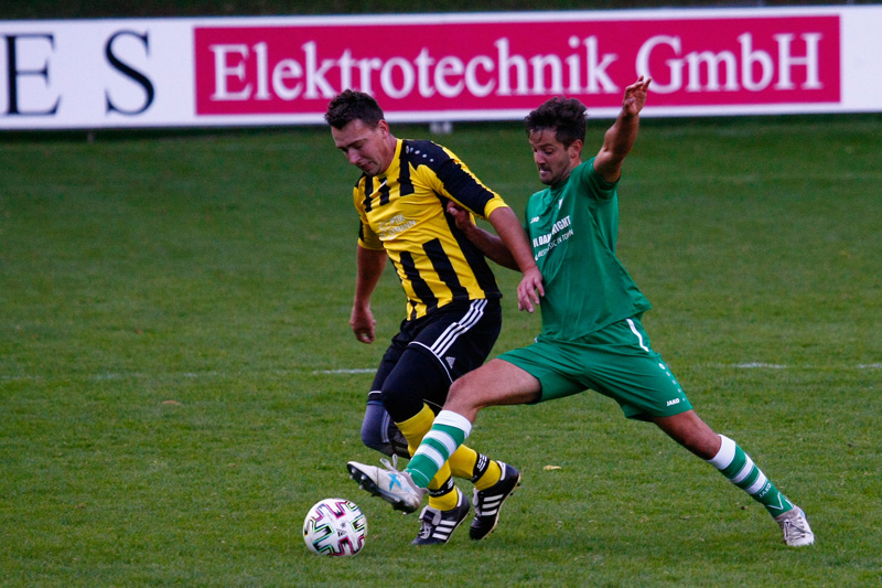 Ligaspiel  SV Kirchahorn - 93