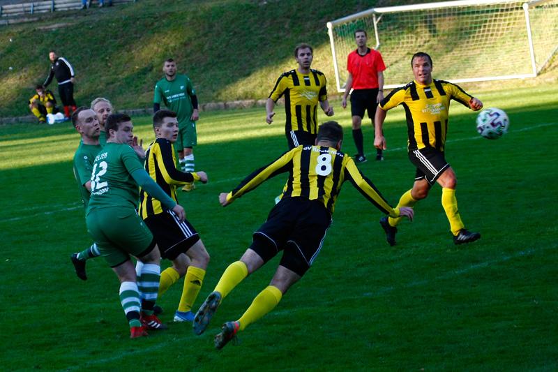 Ligaspiel  SV Kirchahorn - 95