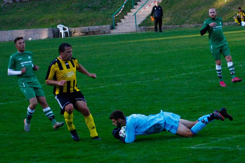 Ligaspiel  SV Kirchahorn - 96