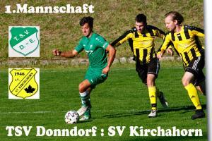 Ligaspiel  SV Kirchahorn
