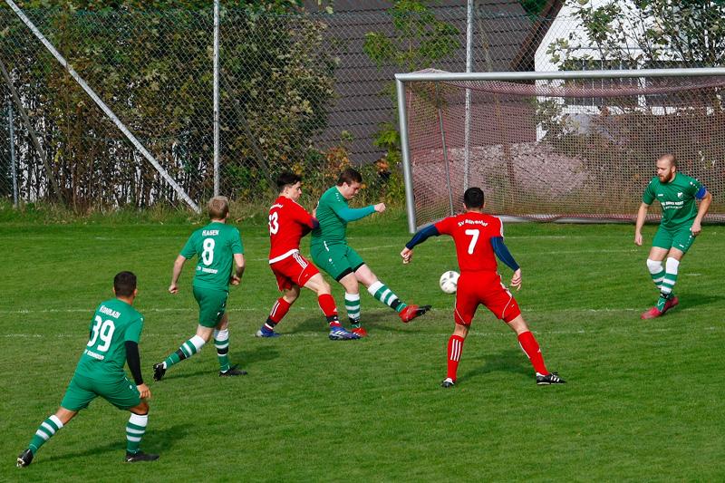 Ligaspiel SV Röhrenhof - 5
