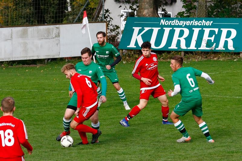 Ligaspiel SV Röhrenhof - 7