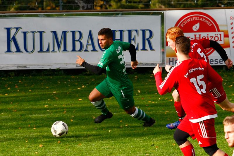 Ligaspiel SV Röhrenhof - 10