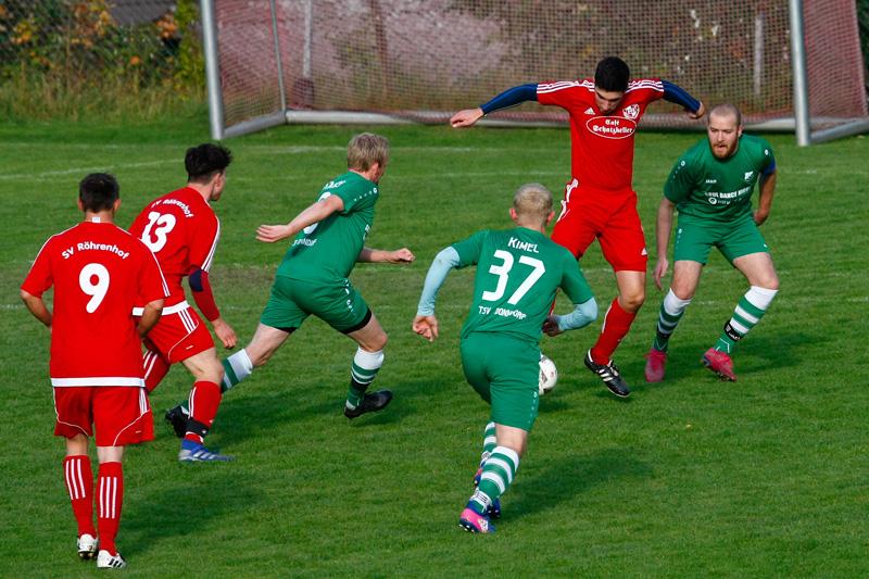 Ligaspiel SV Röhrenhof - 23