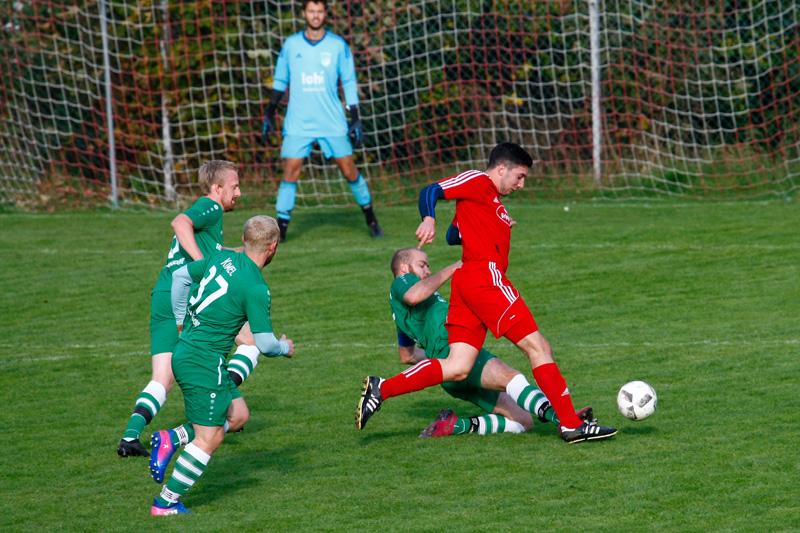 Ligaspiel SV Röhrenhof - 24