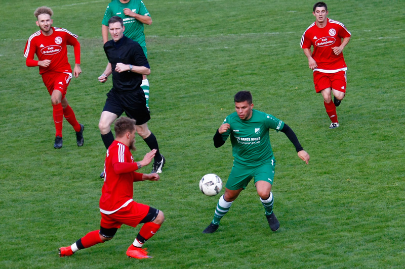 Ligaspiel SV Röhrenhof - 28