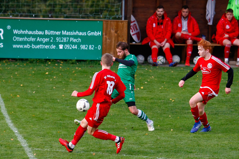 Ligaspiel SV Röhrenhof - 34