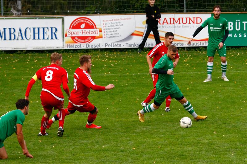 Ligaspiel SV Röhrenhof - 41