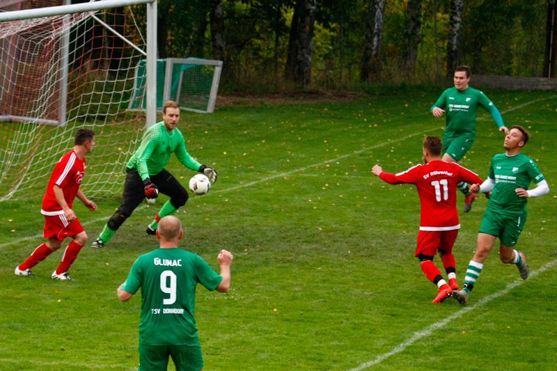 Ligaspiel SV Röhrenhof - 45