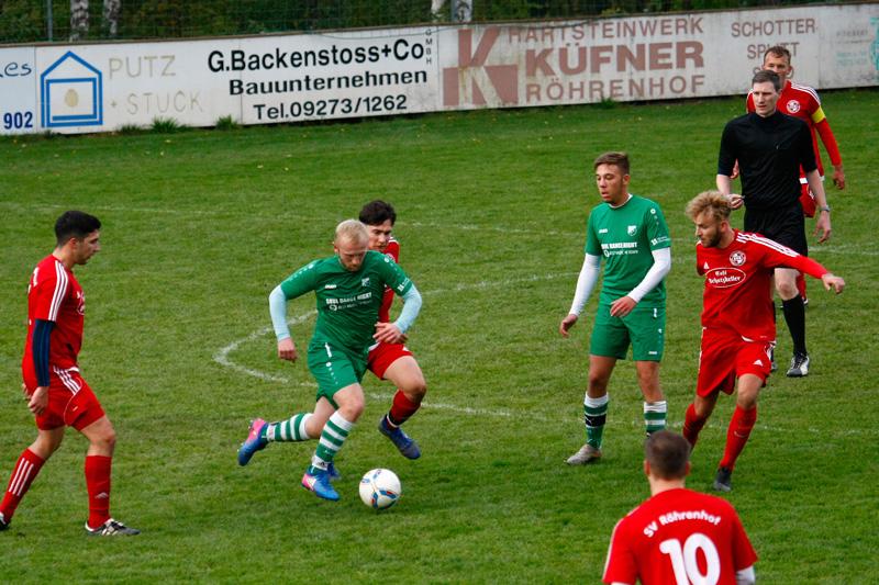 Ligaspiel SV Röhrenhof - 58
