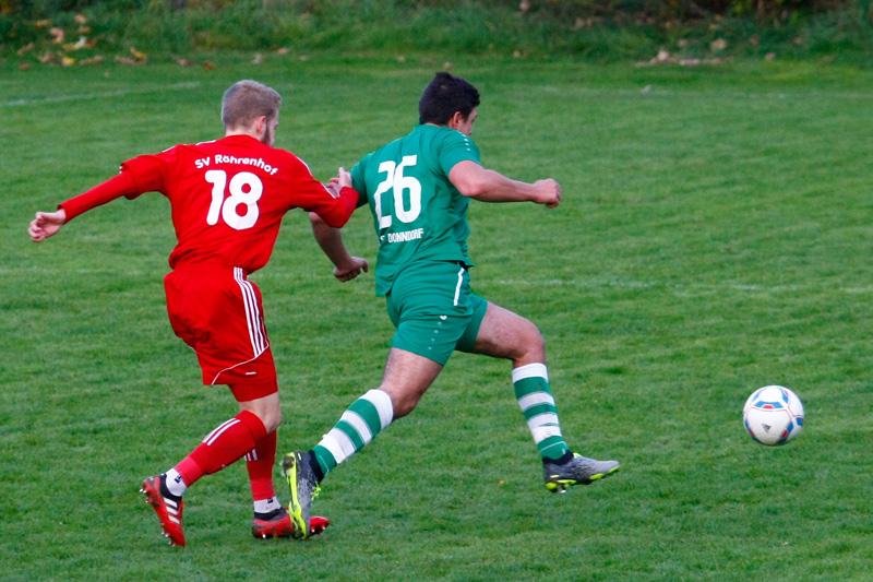 Ligaspiel SV Röhrenhof - 71