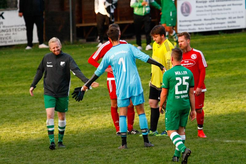 Ligaspiel SV Röhrenhof - 76