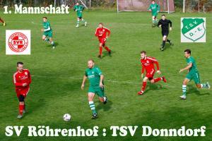 Ligaspiel SV Röhrenhof