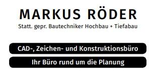 Bautechniker Markus Röder